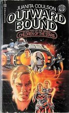 Juanita Coulson - Outward Bound - Children of the Stars #2 - 1982 p/b