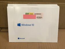 Microsoft Windows 10 OEM DVD *NO PRODUCT KEY*