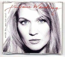 Juliane Werding Maxi-CD Weißt Du Wer Ich Bin - 4-track incl. REMIX Axel Breitung