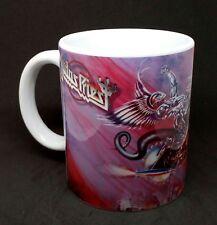 tazza mug music JUDAS PRIEST painkiller, rock trash metal scodella ceramica