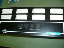 OMNI C1404.......... 8A ANNUNCIATOR 24 VDC/AC.........  VERSION V4 NEW PACKAGED.