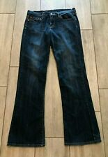 Lucky Brand Ladies' Blue Denim Flared Jeans Size 6 Women's