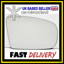 Right Driver Side Wing Mirror Glass  MERCEDES ML W164 05-08 Convex