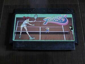 Famicom - Family Tennis - Japan Import