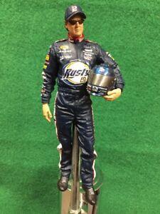 NASCAR TAP HANDLE Rusty Wallace BEER KEG Race Dodge Mobil Bosch