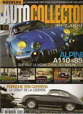 AUTO COLLECTOR 1 ALPINE A110 V85 FORD CAPRI GIULIETTE AUTODELTA 356 A 1500 GS