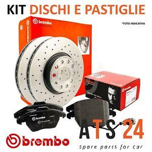 Kit Dischi e Pastiglie Anteriori Brembo Smart Fortwo 451