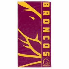 Brisbane Broncos 2019 NRL Beach Towel BNWT