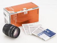 Sony 18-200mm 18-200 mm DT SAL18200 für Sony Minolta OVP 3.5-6.3