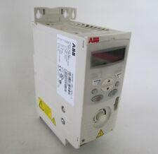 ABB Variable Frequency AC Drive VFD ACS150-03U-02A4-2