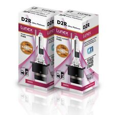 2x D2R ORIGINALE Lunex HEADLIGH XENON BULBI RICAMBIO PER Philips GE OSRAM 8000K