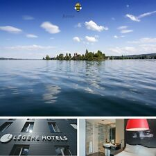 4 Tage Bodensee Kurzreise 4★ Hotel Legere Schwarzwald Tuttlingen + Insel Mainau