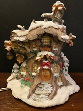Vintage Charming Tails Squashville Lighted Village Great Oak Town Hall 87/584