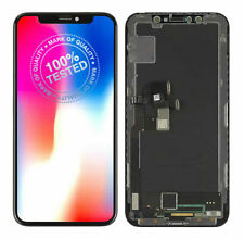 For Apple iPhone X LCD Touch Screen Digitizer Replacement Original GX Oled Black