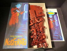 VAMPIRE NOSFERATU MODEL KIT PRANA FILM STUDIO BY MONARCH MODELS KIT#402-98 2007