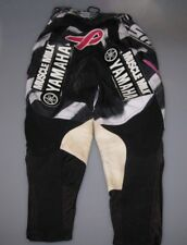 JUSTIN BRAYTON SIGNED ANAHEIM 2 SHIFT PANTS RACE WORN GEAR 2011 JGR supercross