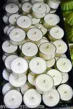 """""""SANDALWOOD""""by MOONLITE 5.5HOUR BURN QUALITY SOY TEA LIGHT CANDLES 6 PIECES"""