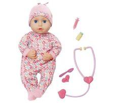 Baby Annabell Milly se sent mieux beaucoup d'amour et votre Expert attention médicale