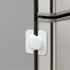 Safe Refrigerator Fridge Freezer Door Lock Latch Toddler Kids Child Trendy Style