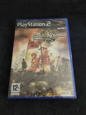 Jeu PS2 Soul Nomad & the world eater Neuf Playstation 2 PAL fr New Old Stock