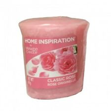 Yankee Candle Home Inspiration Votive Candle Classic Rose Sampler 49g