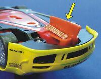 2-STÜCK LEITKIEL RACE tiefer Schaft 8,3mm für NSR Fahrzeuge & FLY LKW     SC1607