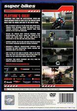 SUPER BIKES RIDING CHALLENGE - PS2 (USATO EX NOLEGGIO )