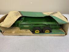 1/16 John Deere Hydra Push Spreader in original box