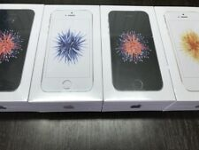 Apple iPhone SE - 32GB (Model A1723) Gold, Silver, Space Gray or Rose New Sealed