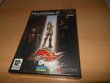 King of fighters maximum impact special edition + Bonus disc PS2 NEW SEALED pal