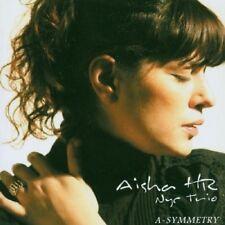 Aisha HR NYC Trio - ASymmetry [CD]