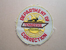 Tennessee Woven Cloth Patch Badge (L1K)