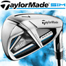 TAYLORMADE SIM MAX OS IRONS 5-PW +REGULAR KBS MAX STEEL SHAFTS / NEW 2020 MODEL