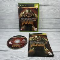 Doom 3 Xbox Game UK PAL **FREE UK POSTAGE**