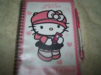 Sanrio Hello Kitty 60-WeekSchedule, 4-Semester Class Schedule 109 Stickers Incl.