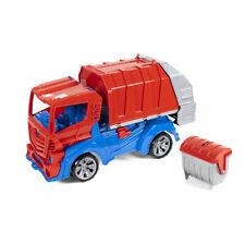 Müllauto Spielzeug Sandkasten LKW Auto Müllwagen Kinder XXL 48,5 cm