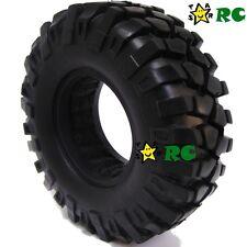 "RC 1/10 1.9"" 108mm Crawler Tires Tyres for tamiya cc01 F350 rc4wd (2pcs)"
