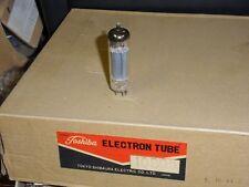 100 each Vintage 10BQ5 TOSHIBA Premium Audio Tube Lot -