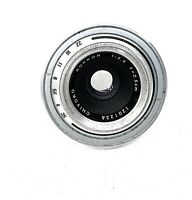 Rare Chiyoko Rokkor 3.5cm (35mm) f/3.5 Lens for Minolta Super A
