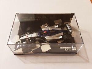 Minichamps 1/43  Minardi Ford M01 M. Gene 1999 - 430 990 021