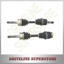 FORD COURIER 4WD 2.5L 2.6L  TWO FRONT CV JOINT DRIVE SHAFTS 1988-2002 FWH