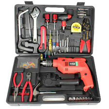 Tool Kit  Drill machine with lots of Accessories 2 Speed drill