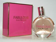 Isaac Mizrahi Fabulous Eau De Parfum Spray Women 3.4 oz / 100ml NIB Sealed Issac