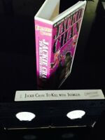 To Kill With Intrigue VHS Jackie Chan ACTION PACKED KUNG FU