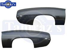 69 Camaro Rear Quarter Panel Skins Pair - LH & RH New Golden Star New