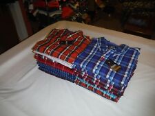 CHAPS Big & Tall Long Sleeve Button front Men's Shirts 2XB,2XLT,XLT,LT,Many Colo