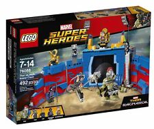 Lego Big Minifigure Marvel Super Heroes Hulk Giant 76088