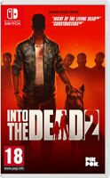 Into the Dead 2 For Nintendo Switch (New & Sealed)