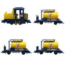 Playmobil Diesel Lok Custom Einzelstück mit Tankwagen