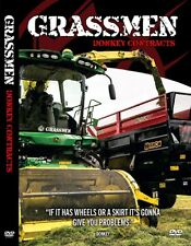 GRASSMEN DONKEY CONTRACTS DVD 2015